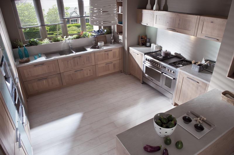 Landelijke keuken   een keuken van kristal keukens