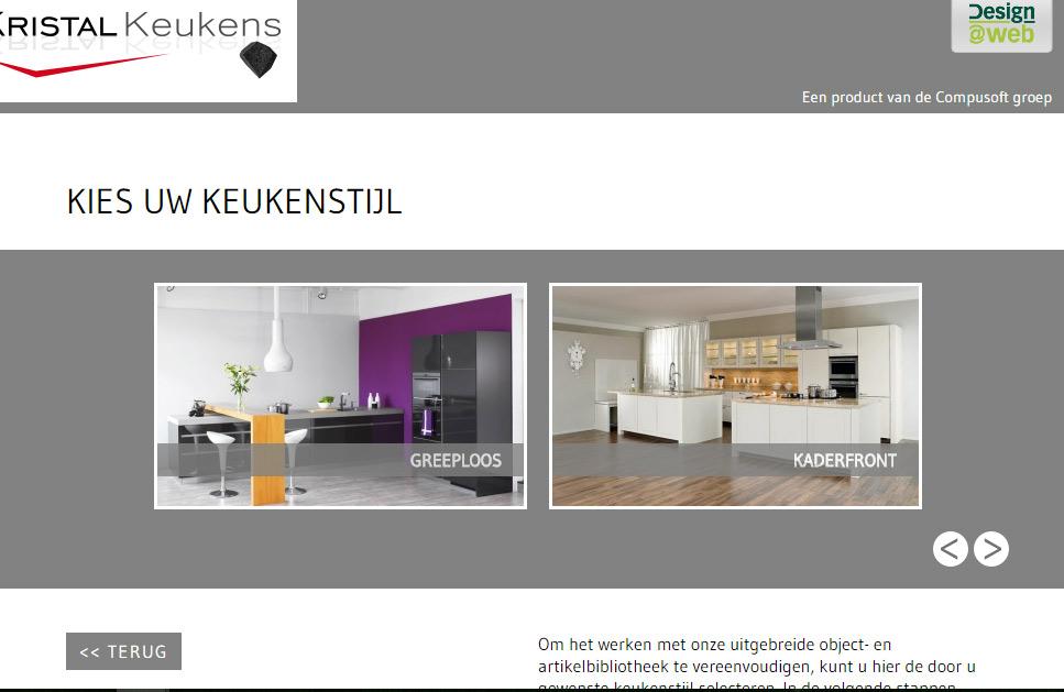 Eigen Keuken Ontwerpen : Uw eigen keuken ontwerpen met het ontwerp software van kristal keukens